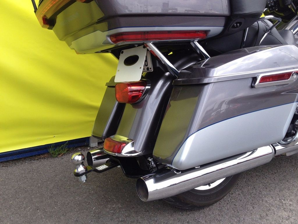 Harley Davidson Trailer Tow Hitch Up Fls Flhtk on Wiring Harness For Trailer Hitch Kit