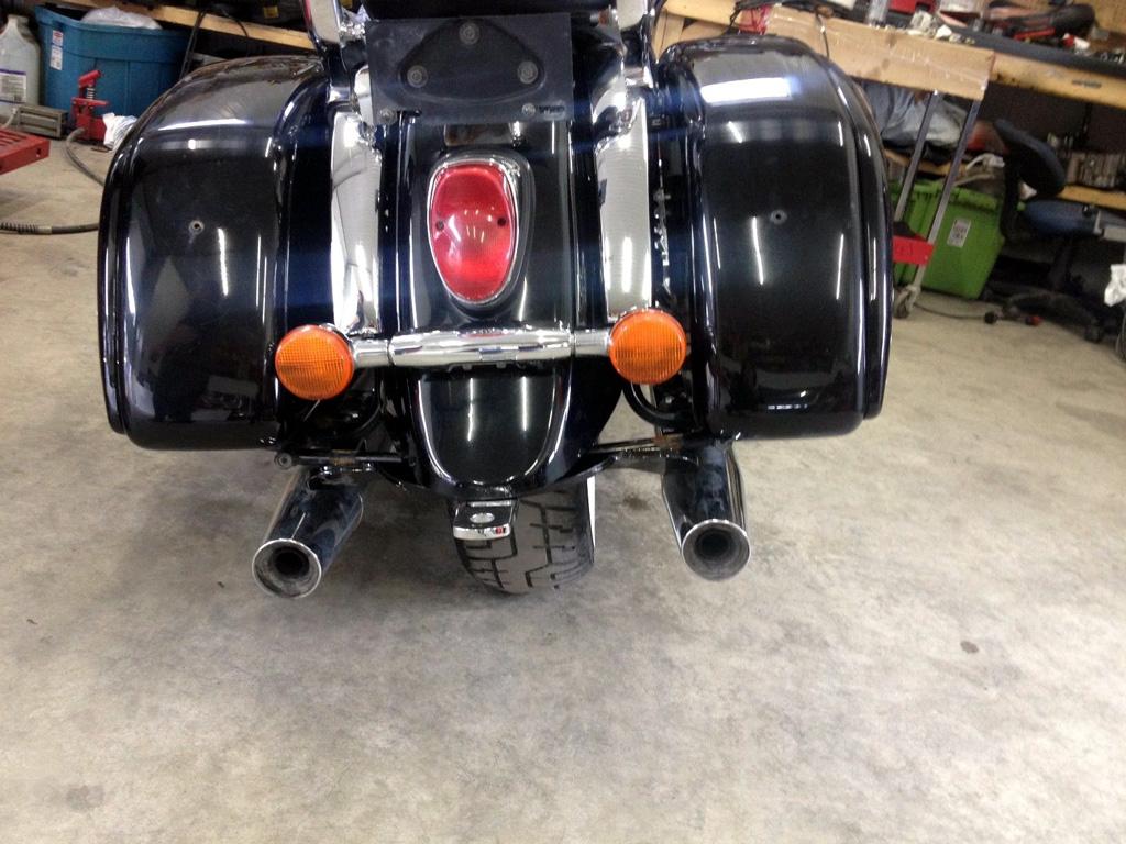 Trailer Etc Order Your Motorcycle Hitch Honda Goldwing Wiring 1999 2008 Kawasaki Vulcan Nomad 1500 1600 Tow