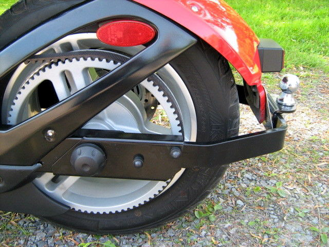 RS RS-S ST /& ST-S Can-Am Spyder Trailer Hitch GS