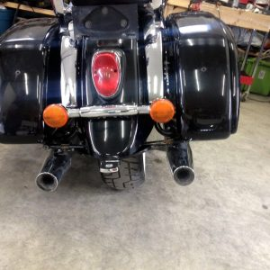 2008-UP Triumph Rocket III Rocket3 Touring Trailer Tow Hitch